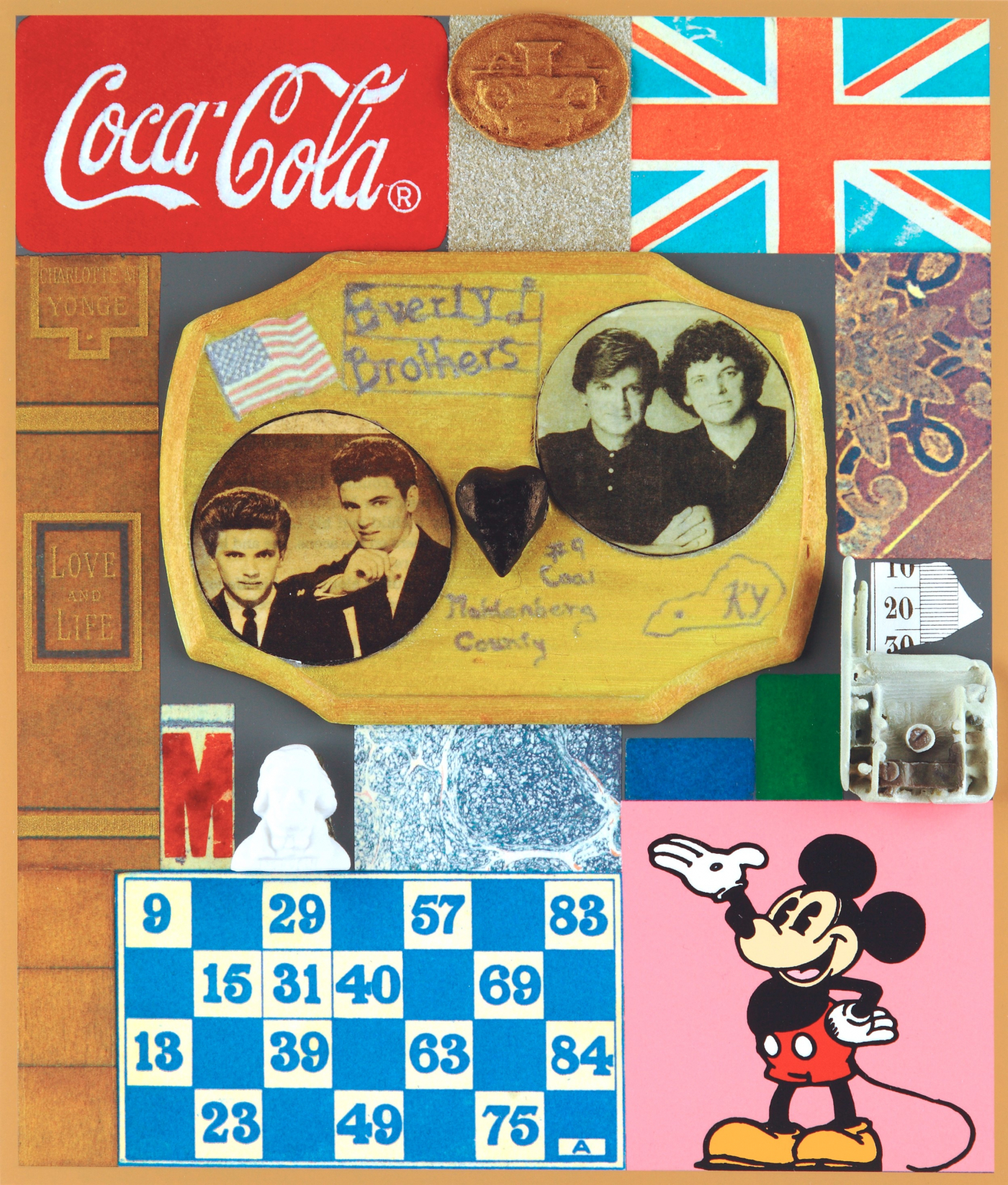 3D Wooden Puzzle Series - Everly Brothers