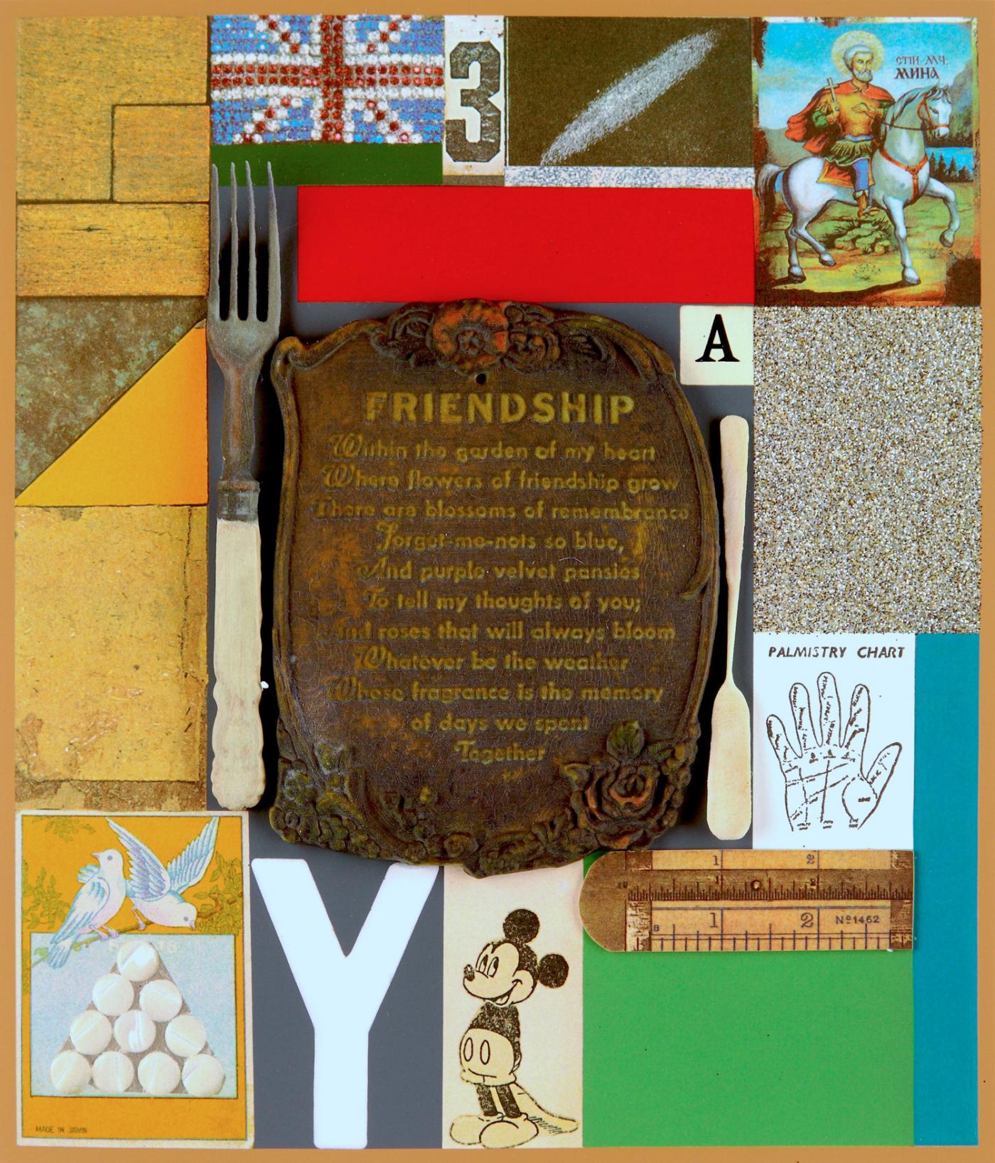 3D Wooden Puzzle Series - Friendship