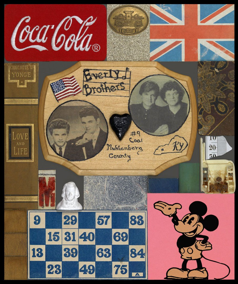 Wooden Puzzle Series - Everly Brothers