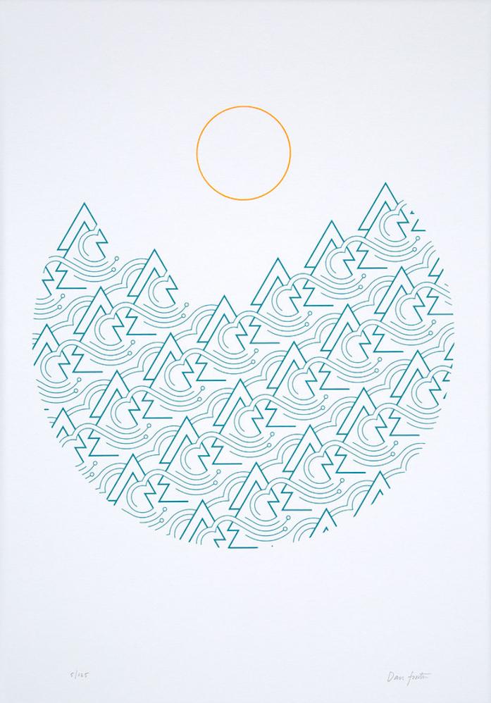 Cloud Forest - Circular