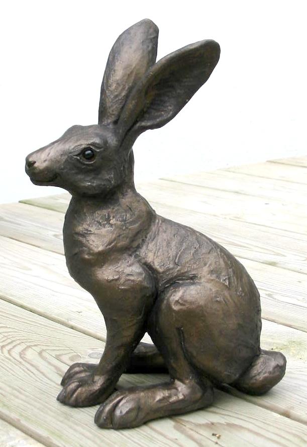 Small Alert Hare