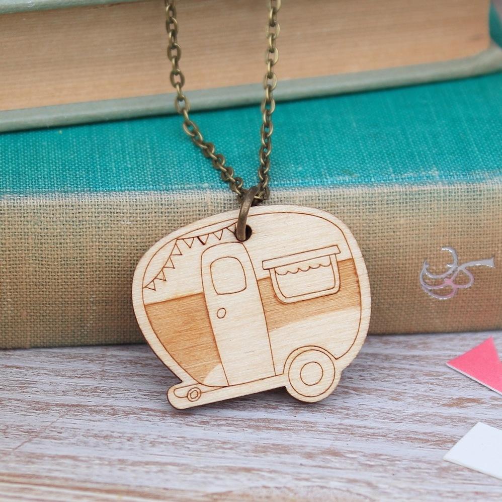 Caravan Necklace