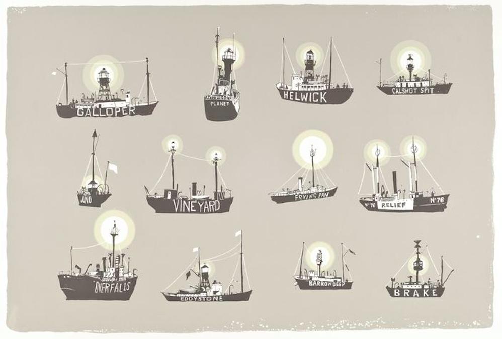 Greysea Lightships