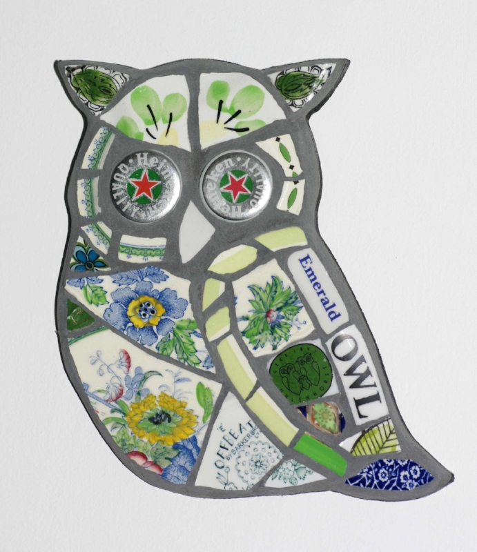 Emerald Owl