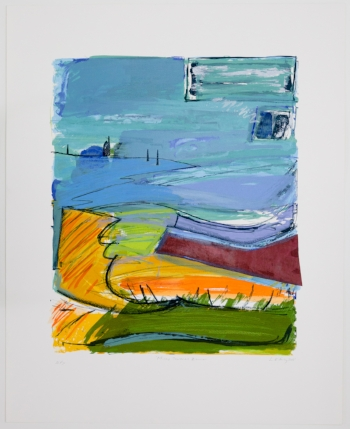 Lucy Farley,Mines towards Zennor