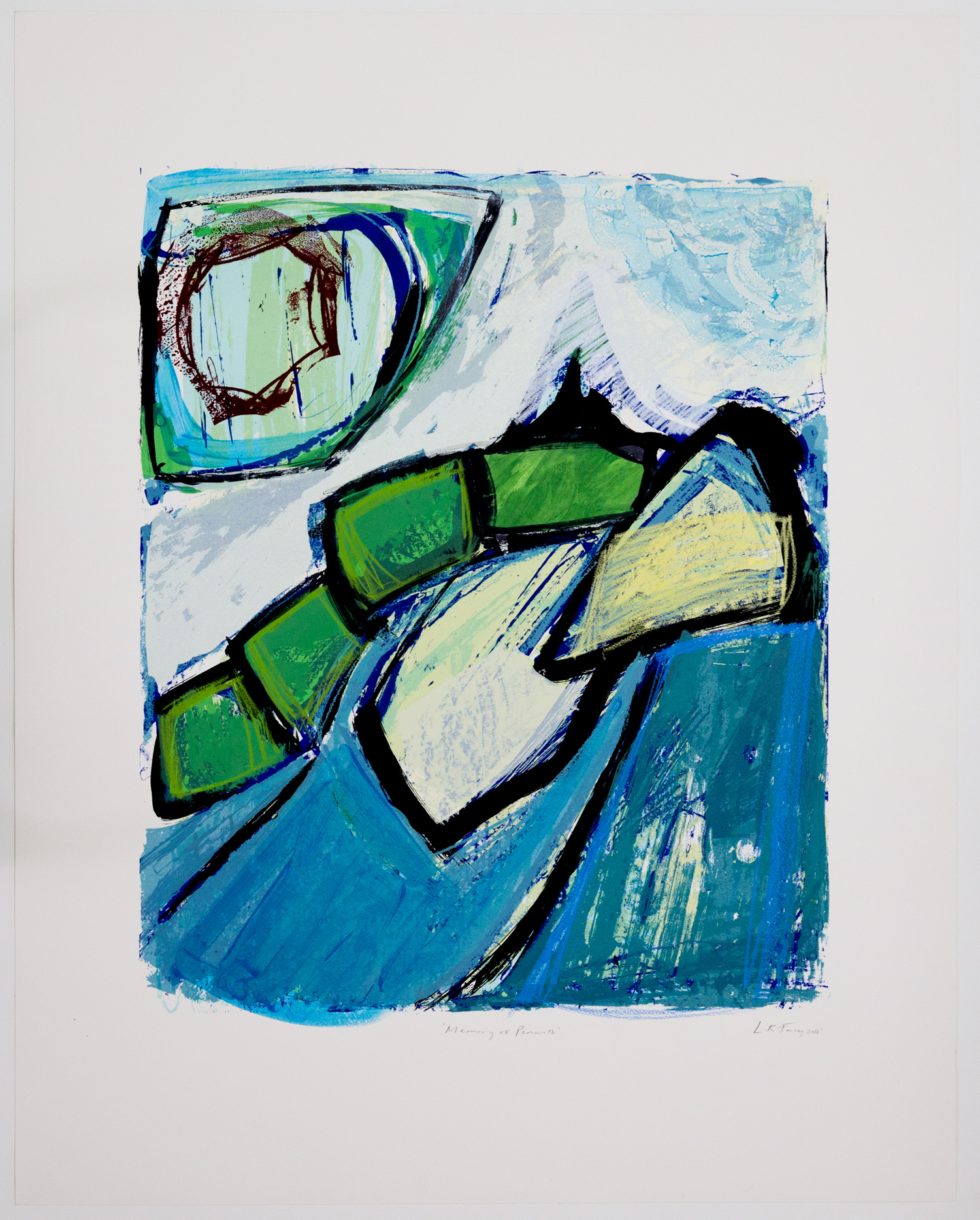 Lucy Farley, Memory of Penwith