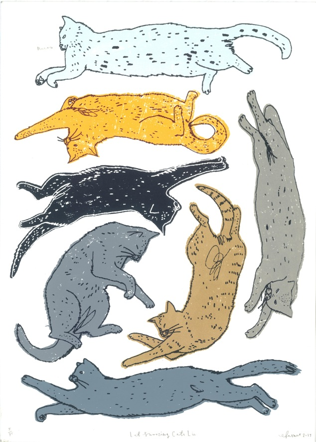 Let Sleeping Cats Lie