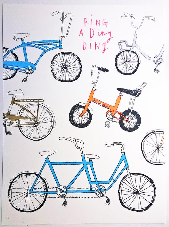 Faire de le Bicyclette