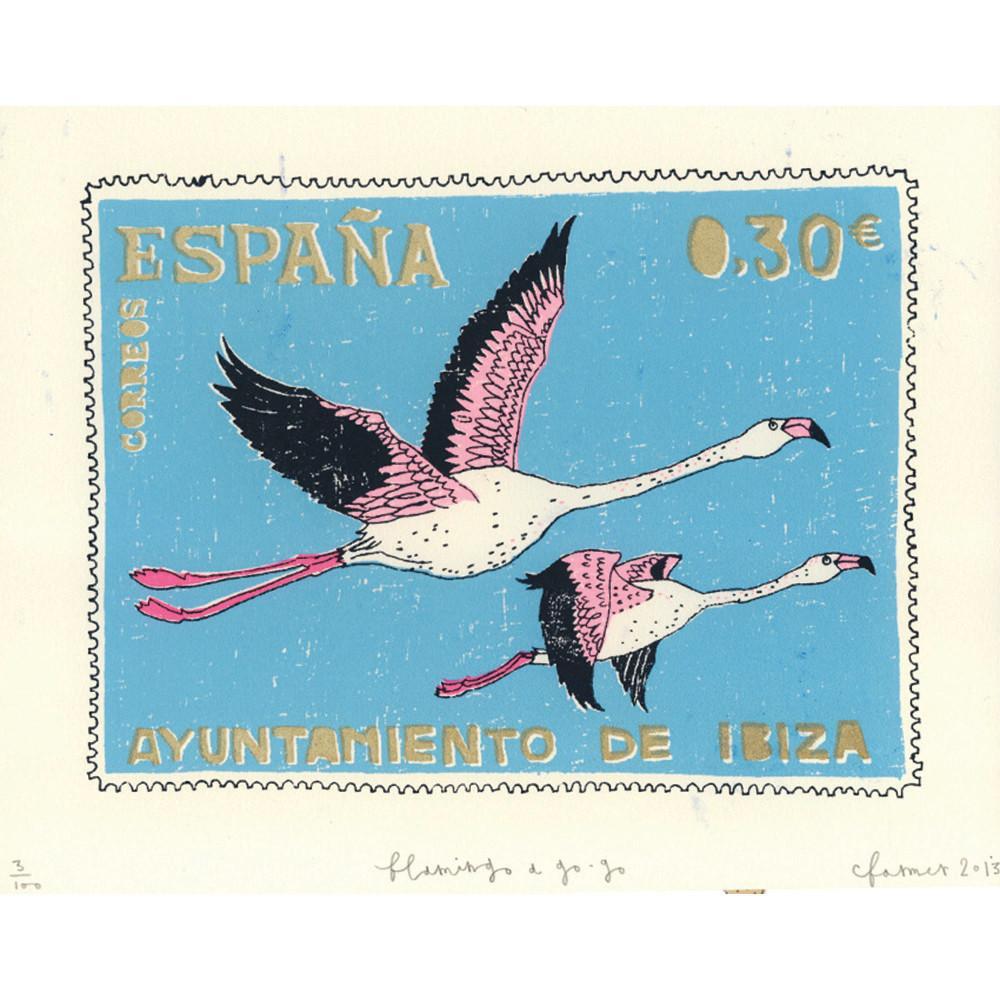 Flamingo a go go