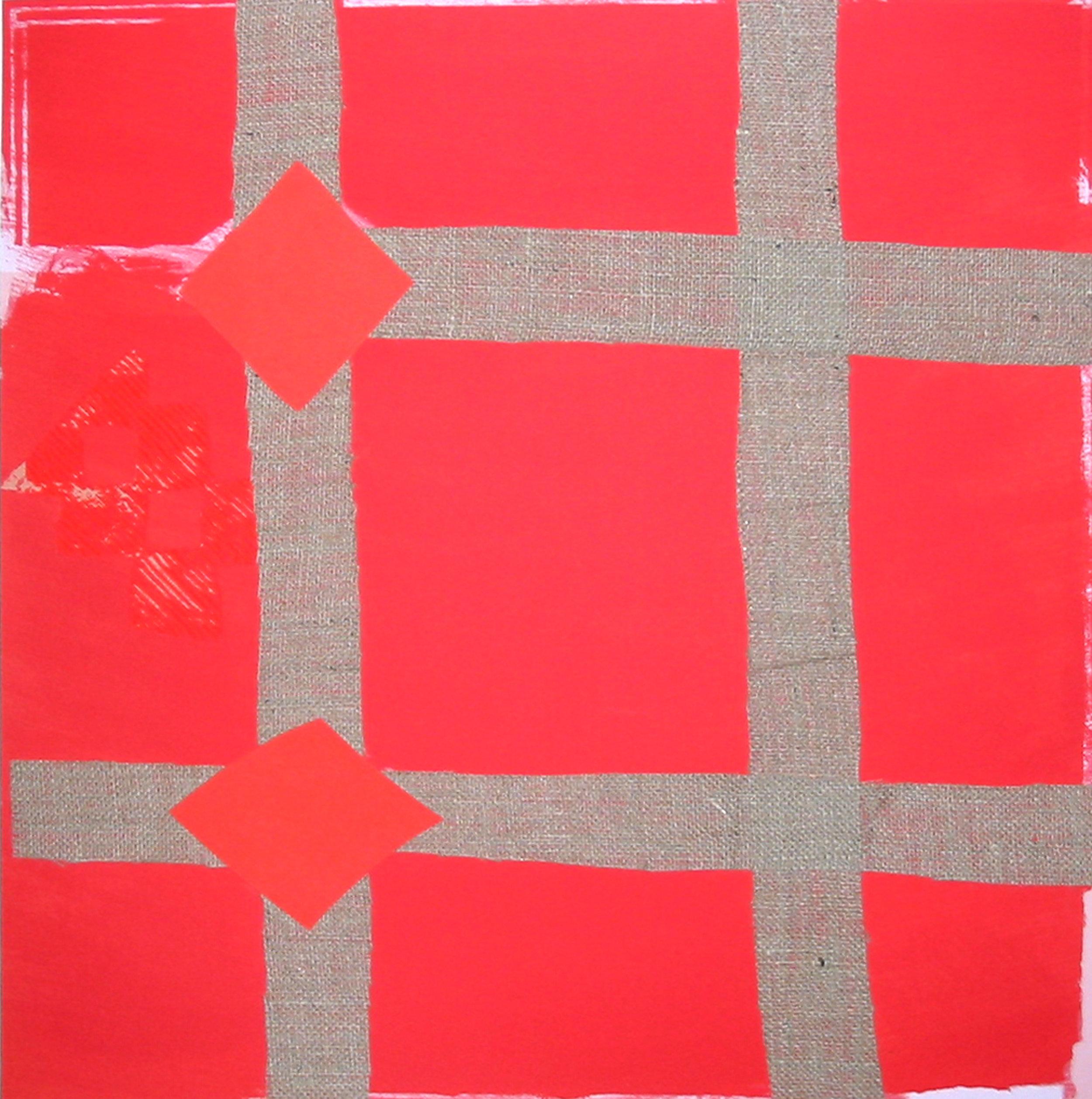Red Melange, Sandra Blow