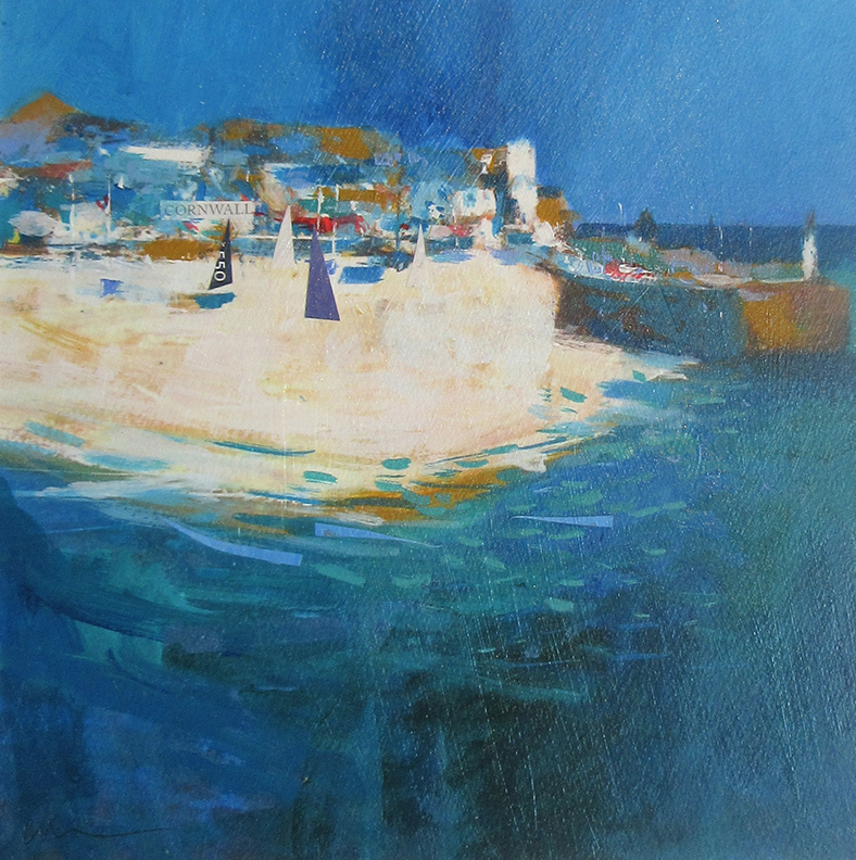 St Ives Sails, Glyn Macey