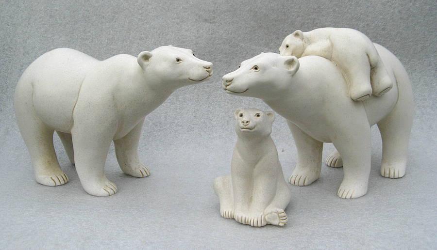Suzie Marsh, Polar Bears