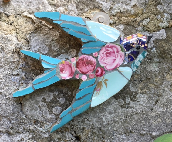 Turquoise Swallow