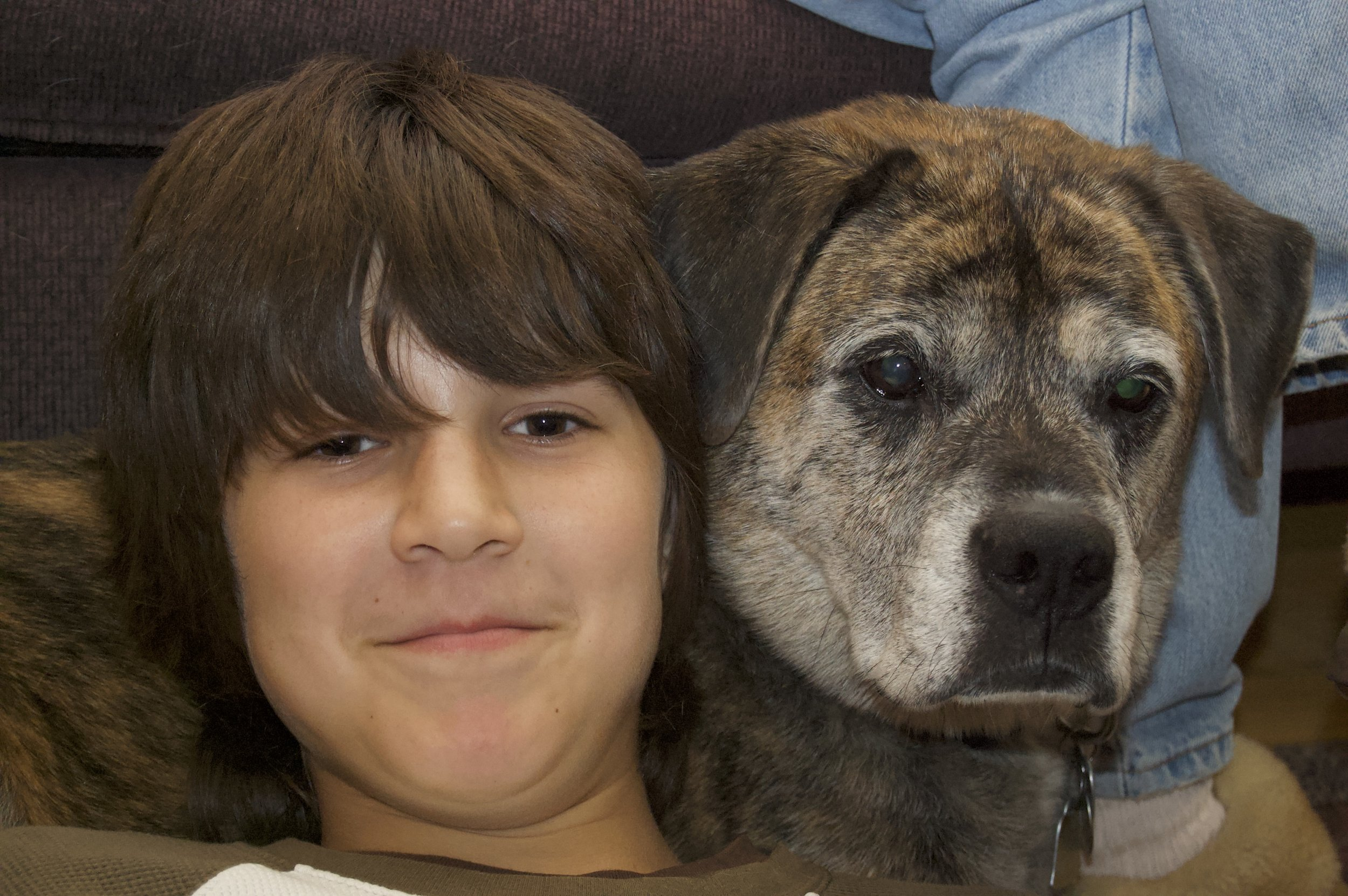 Zach and Simka, 2009.jpg