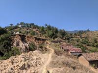 The village of Xesaná