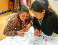 Midwives trained in Year 1 were recruited from 6 out of the 8 municipalities of Totonicapán