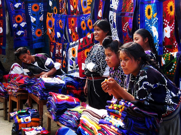 One of the many markets we'll be visiting on the 2018 Mexico tour. Photo credit: MayaZone Mexico Guatemala Travel Experts (http://mayazone.com/chamula-zinacantan/