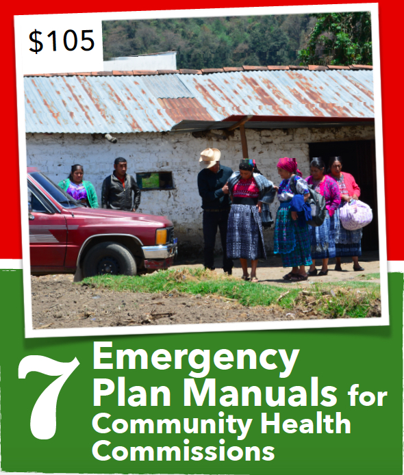 These manuals will assist communities as they make set protocols in case of a medical emergency: where to go, how to go and with whom. These steps are critical for ensuring mothers and children receive the community support they need in case of a medical crisis.