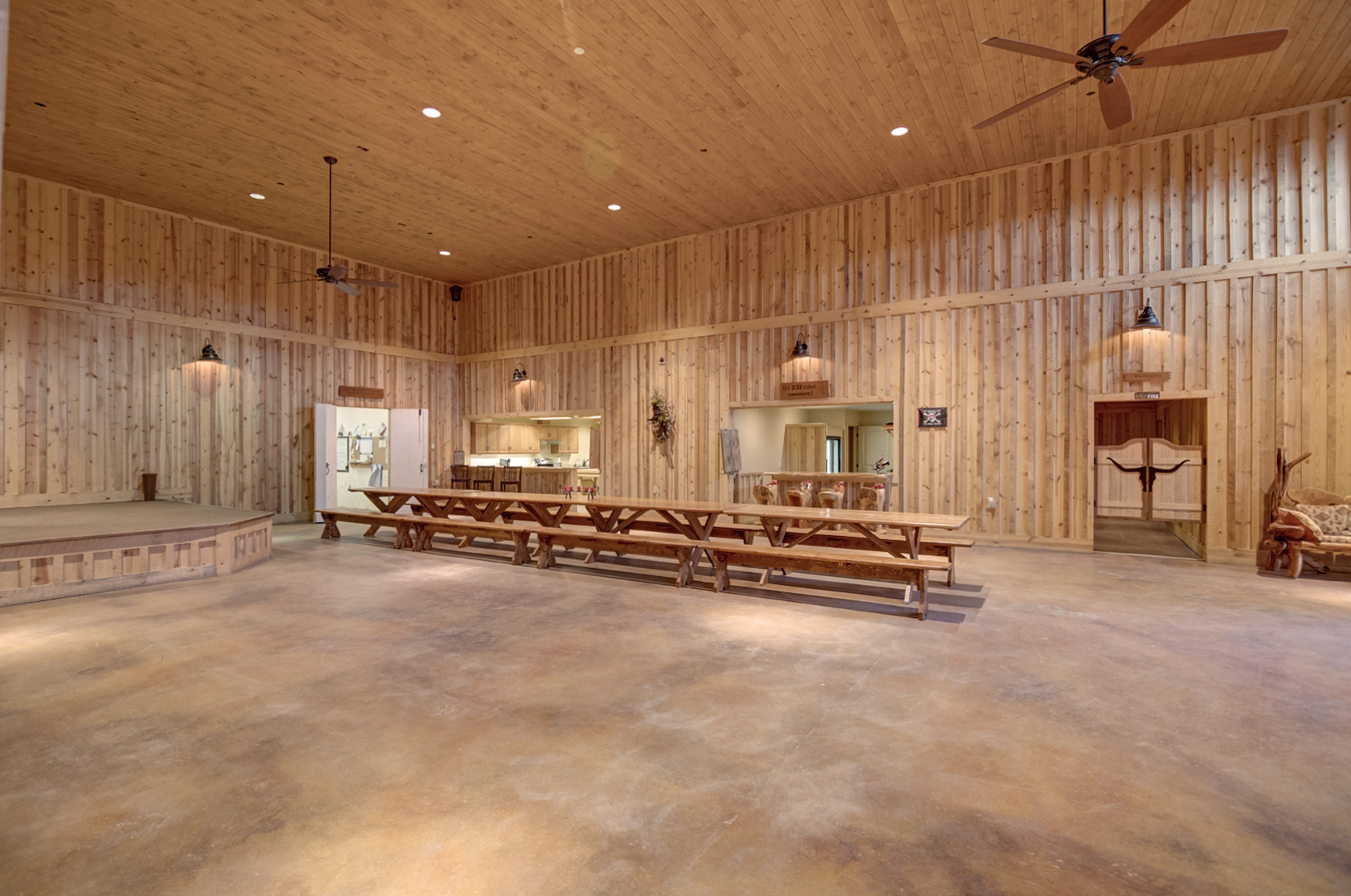 The Event Center Barn Elizabeth McQueen Realty Willow Springs