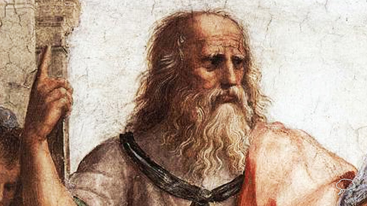 Plato believed speaking was the best ways of sharing knowledge. He hadn't seen a printing press