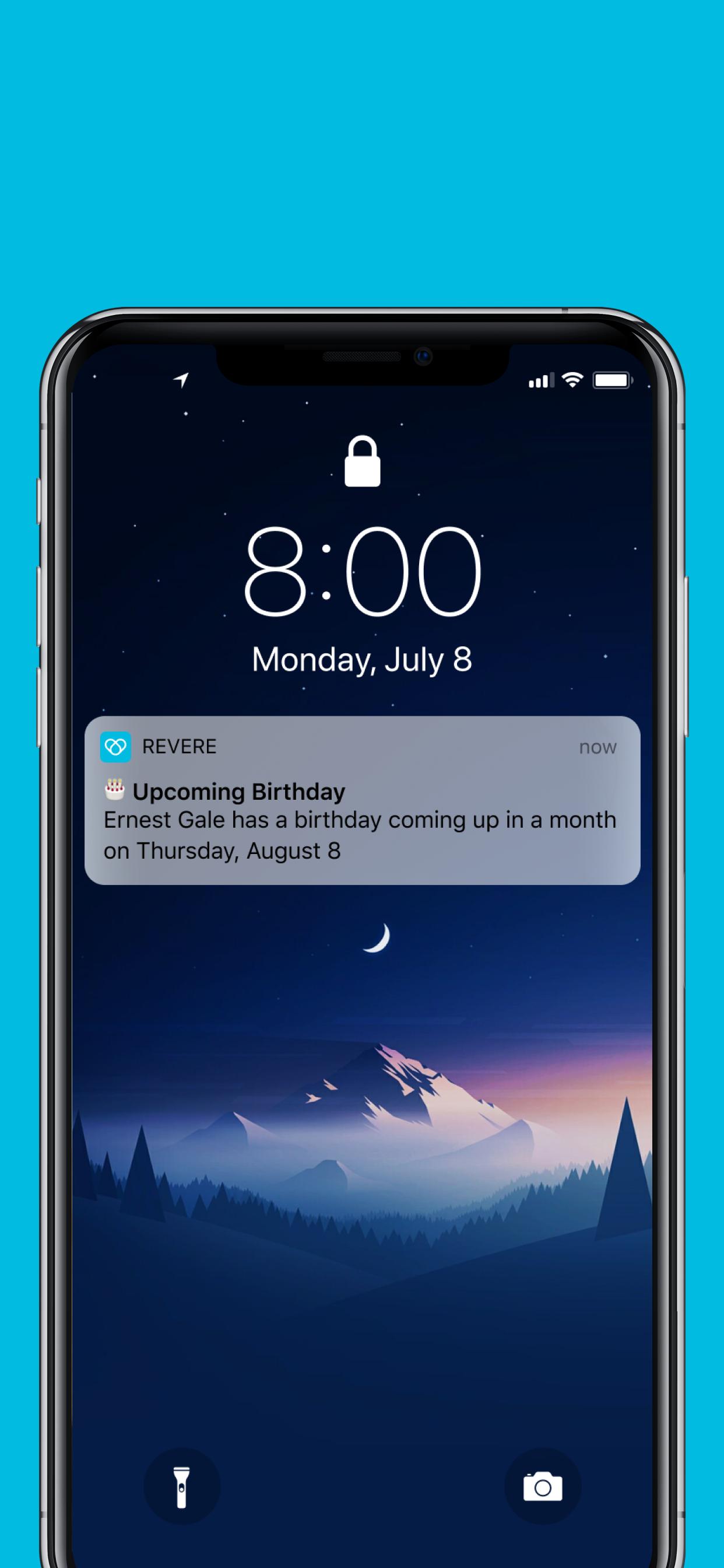 iPhone XS Max-Birthday reminders-BlueBG.png