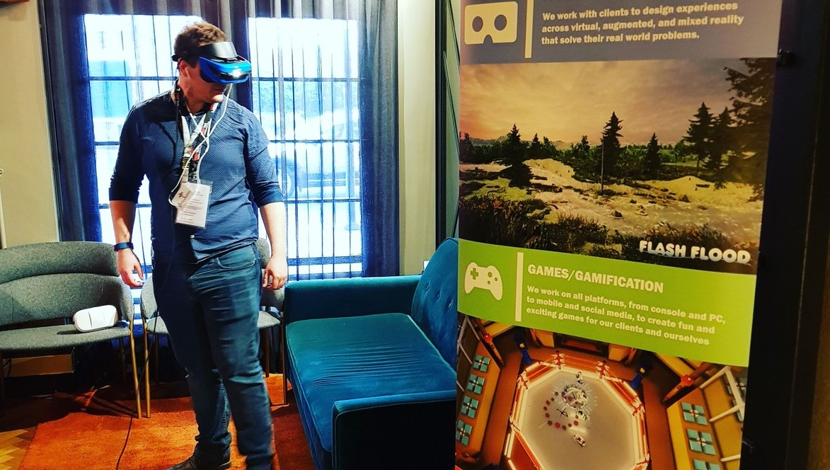 XR Experiences - Whether you're looking for 360 content capture of existing locations, or for expert help building otherworldly experiences, we can help. We have years of expertise across all aspects of VR and AR and routinely develop experiences across games, marketing, and training for a range of clients.