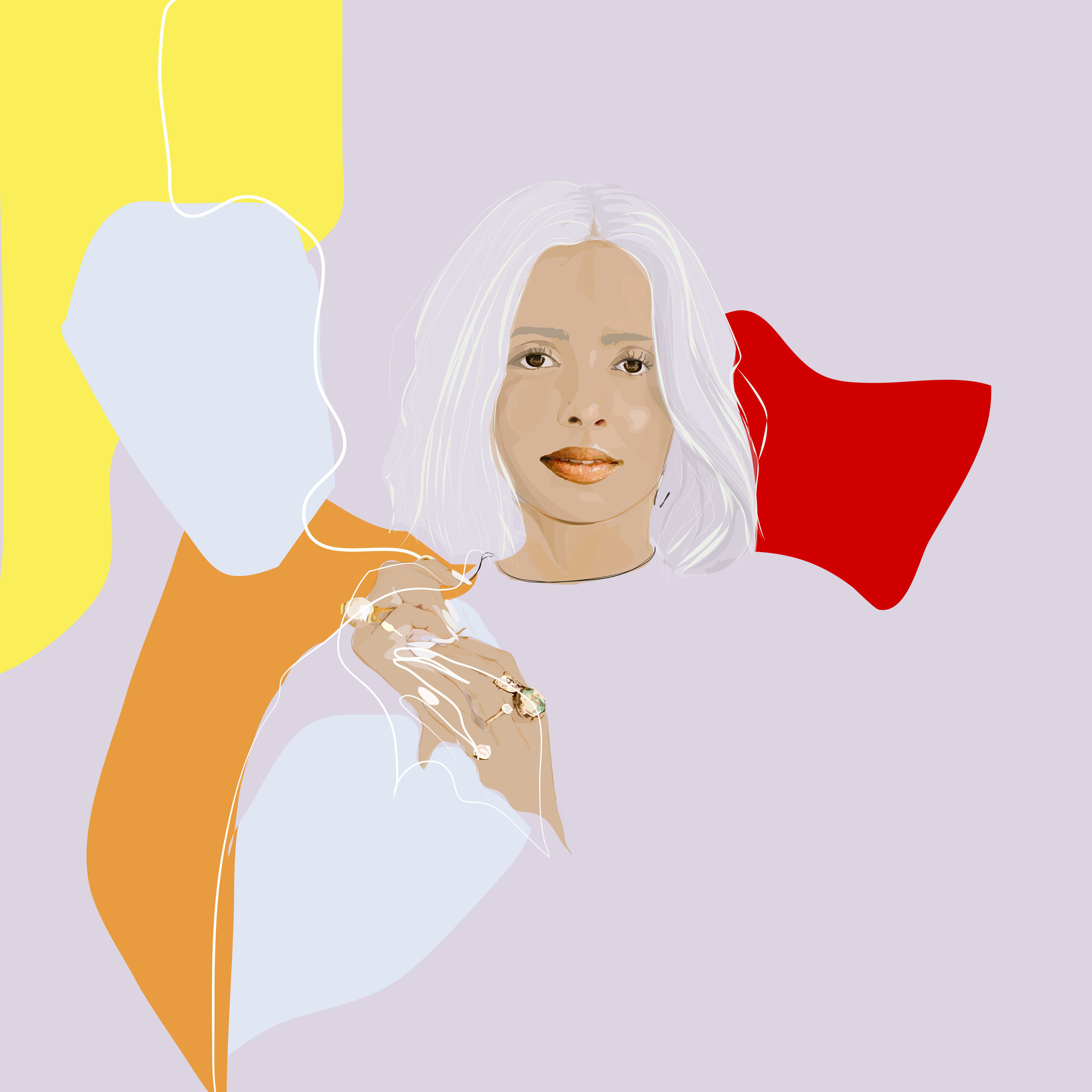 Amy Patel x Femme Studios