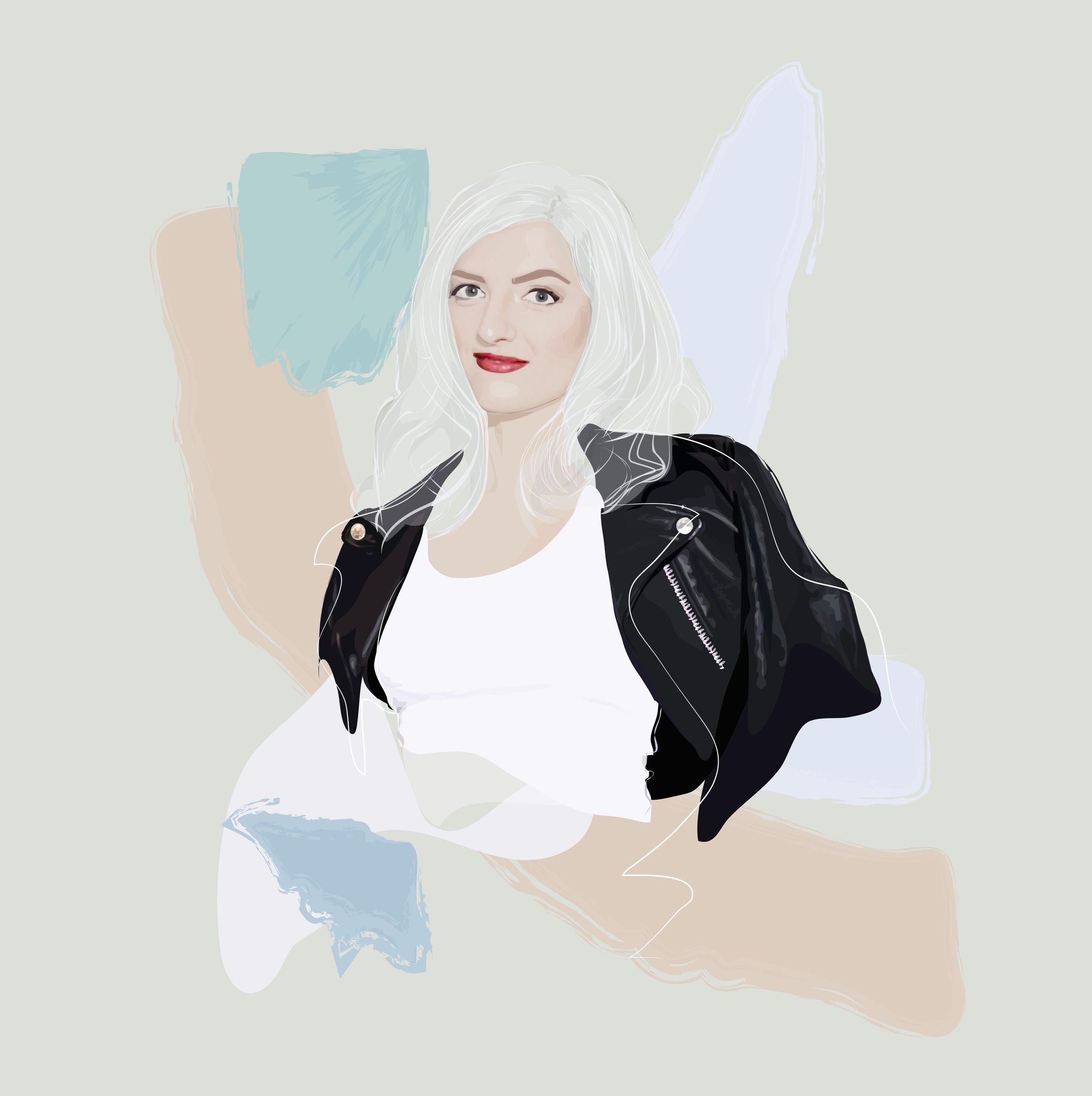 Christina Remenyi x Femme Studios
