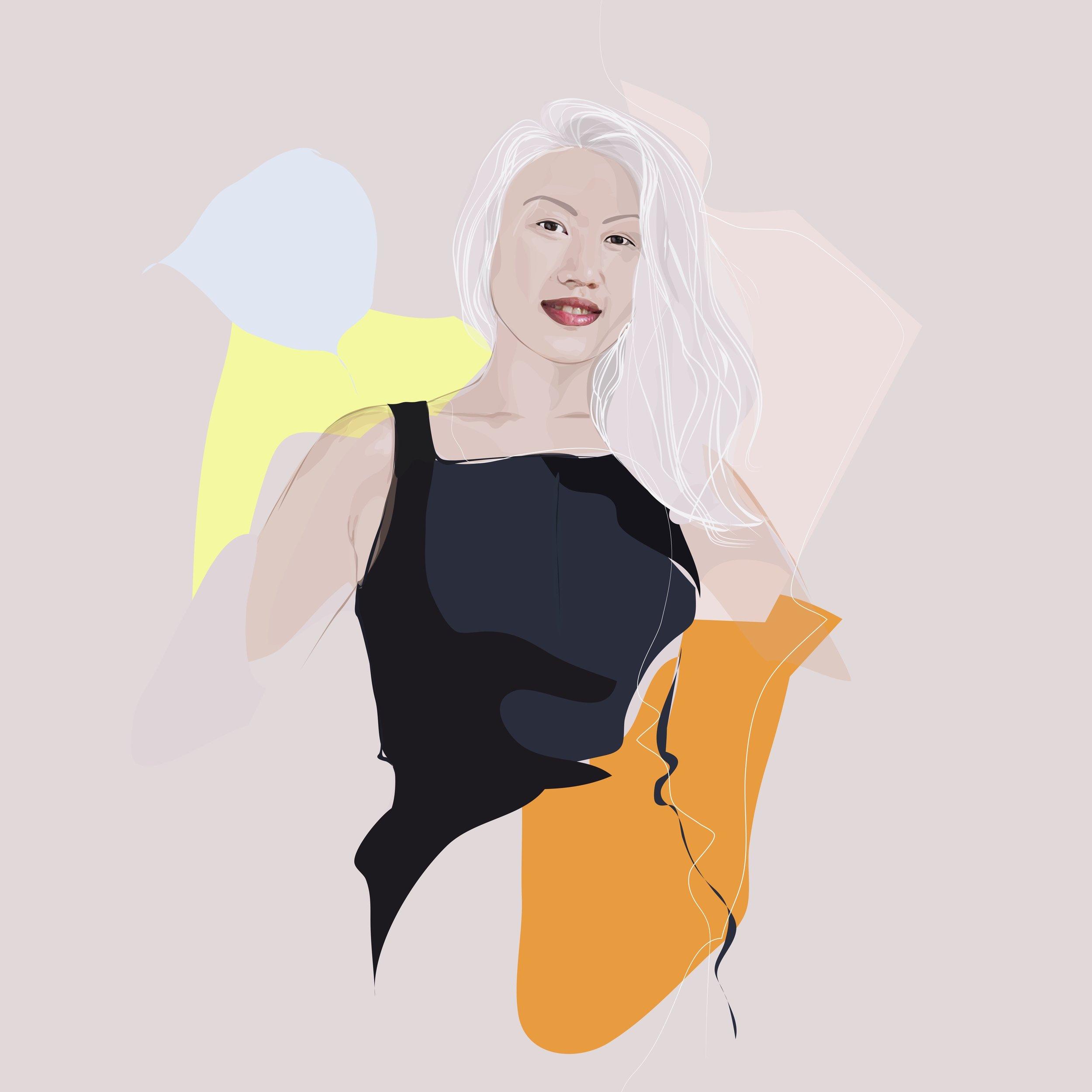 Evelyn Chick x Femme Studios
