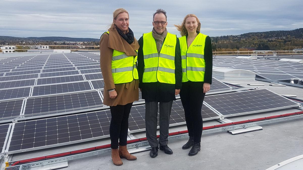 Foto: Bendik Solum Whist, Energi Norge.
