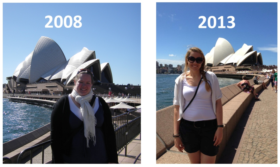 Used to be unhealthy &fat - I turned my life around, lost over 50kgs, got fit and healthy and, most importantly, happy. Now, this is not a weight loss blog! The reason I put this here is because even though I've managed to keep a healthy weight for over 4 years now, having been that overweight for most of my life is still one of the most defining things about me. The fact that I managed to turn things around is something I am incredibly proud of and that taught me how strong I am. But just as importantly, it defines me because food and health continue to be a major struggle for me every day. I can control it better today but it's still a fight (something else I'm pretty sure you'll read more about soon).