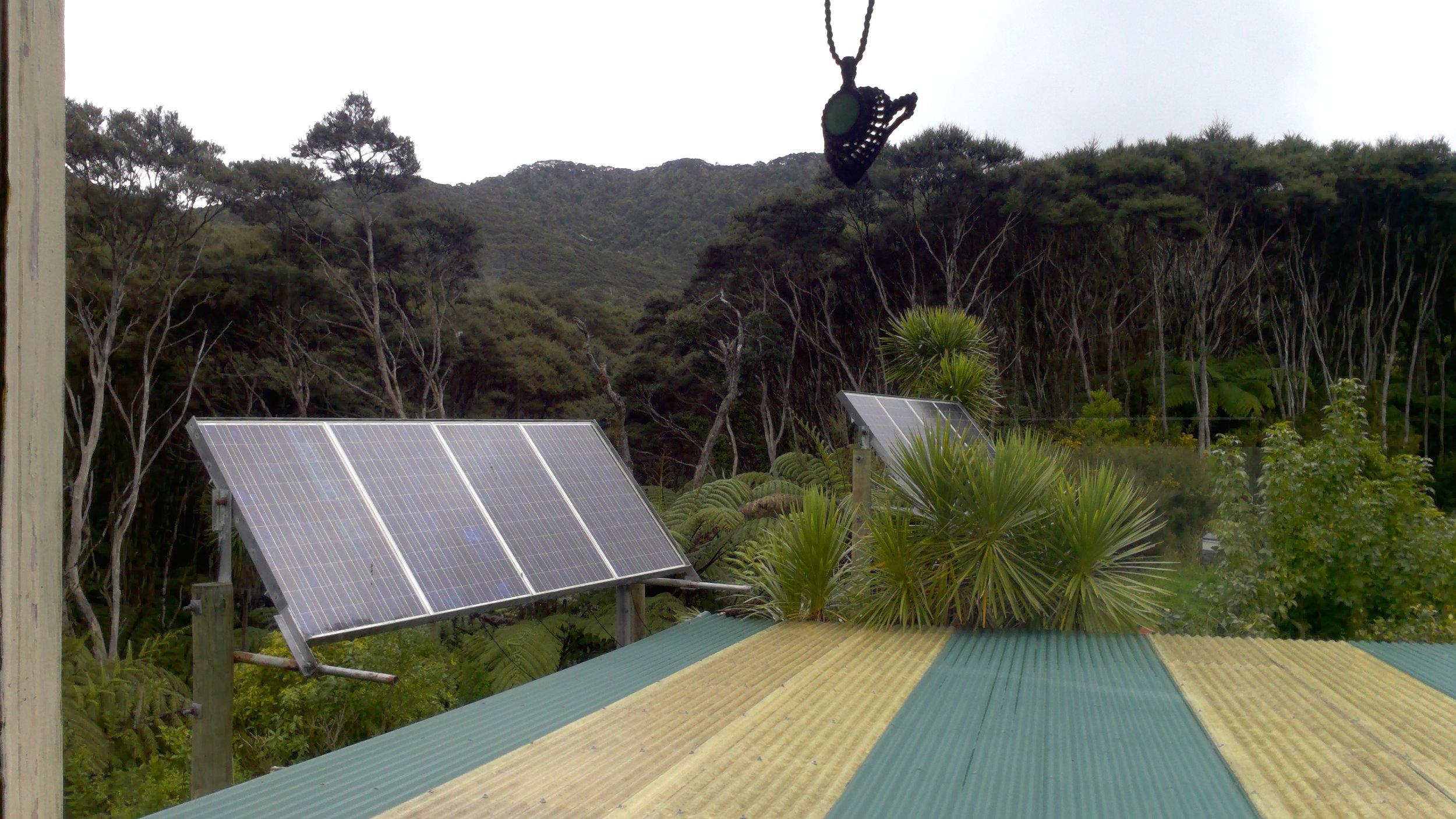 Mike's Solar Panels