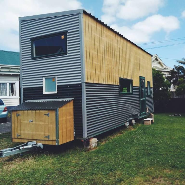 Amanda's not-so-tiny Tiny House