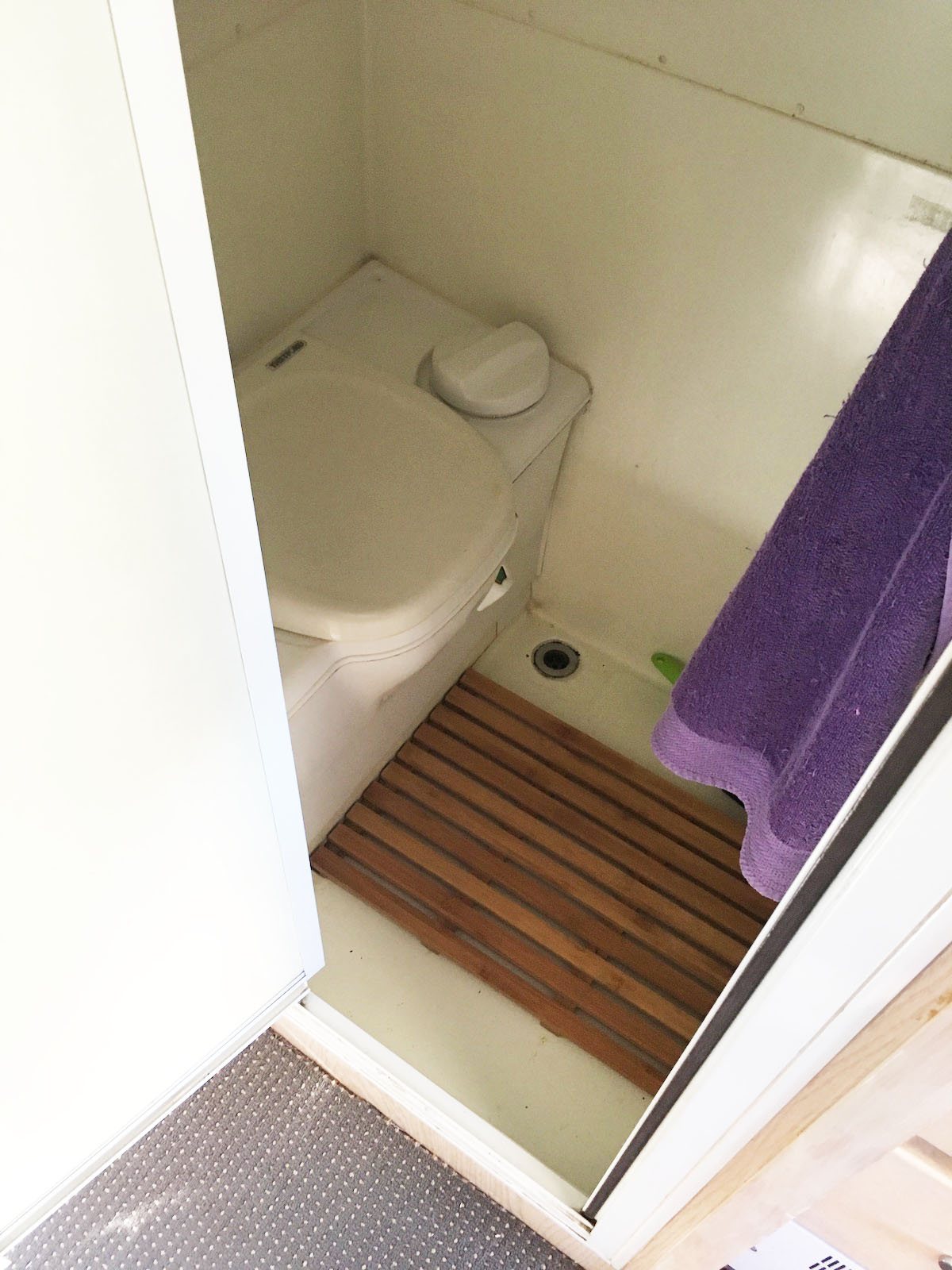 Bamboo Wooden Bathman