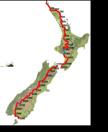 The Te Araroa Trail