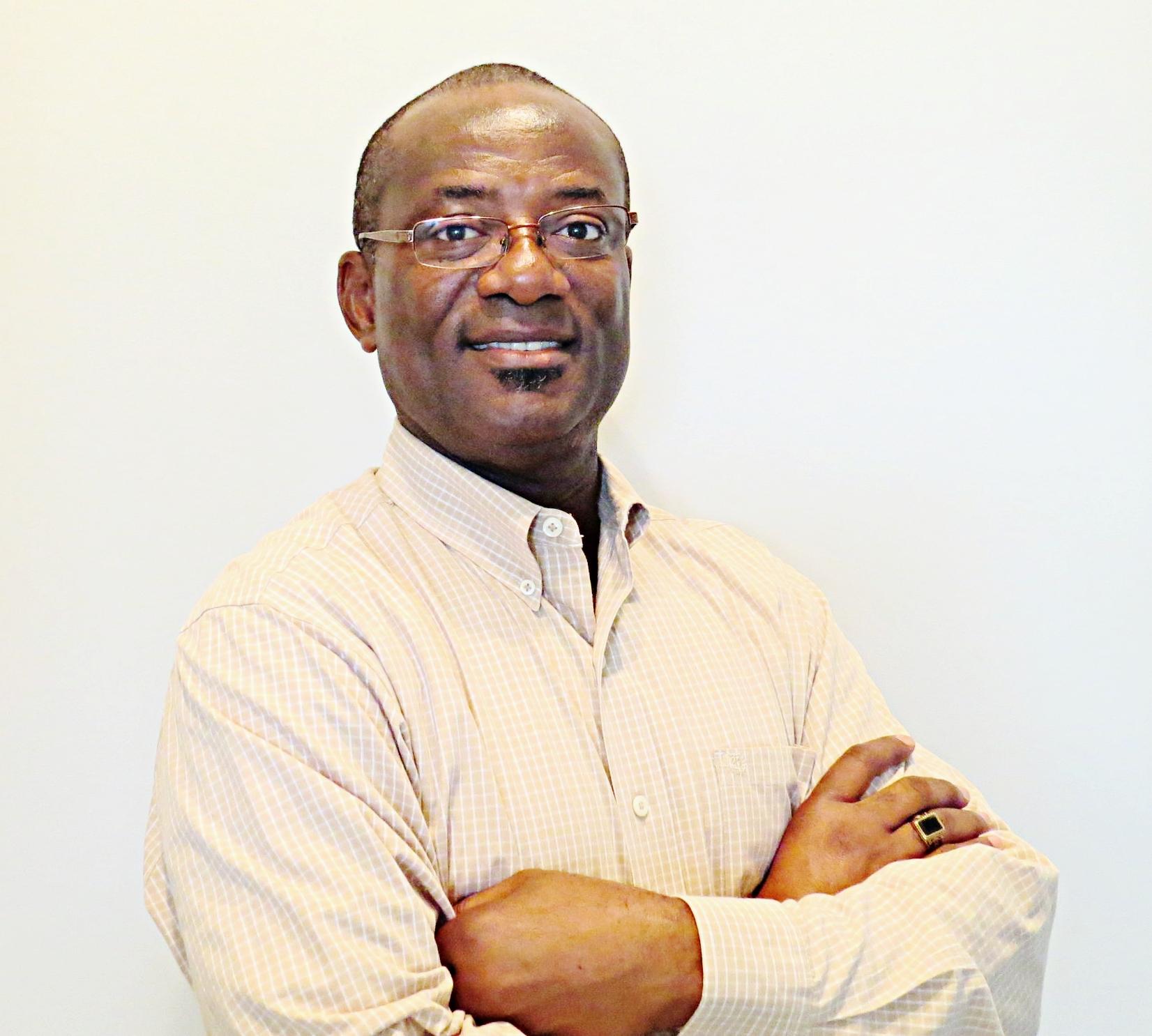 Augustin Aman  Executive Director, IRCS
