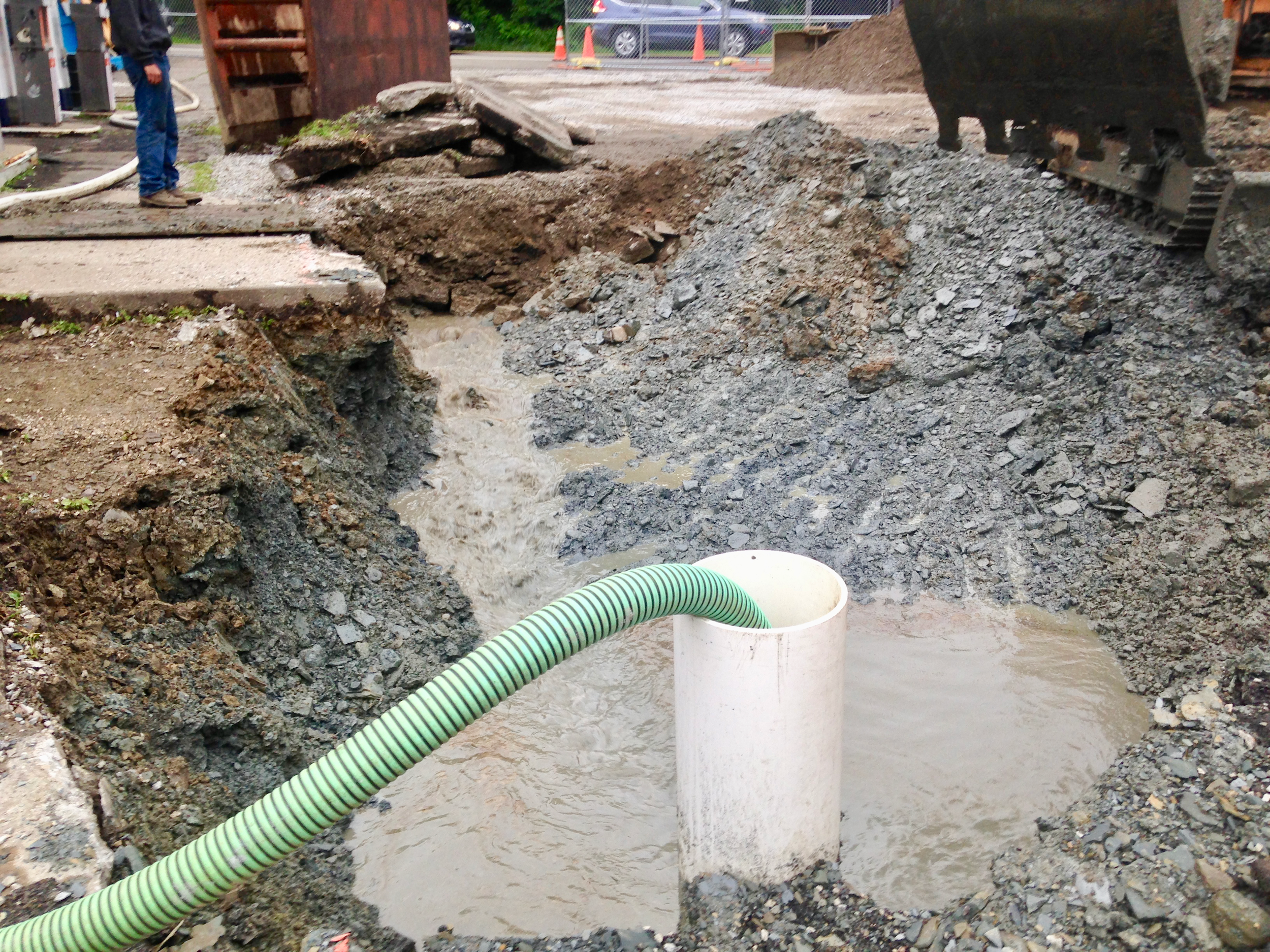 Excavation/Chemical Application & Risk Assessment  Read More →