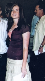 Around 2006 - Before my weight was brought to my attention for the first time in high school.