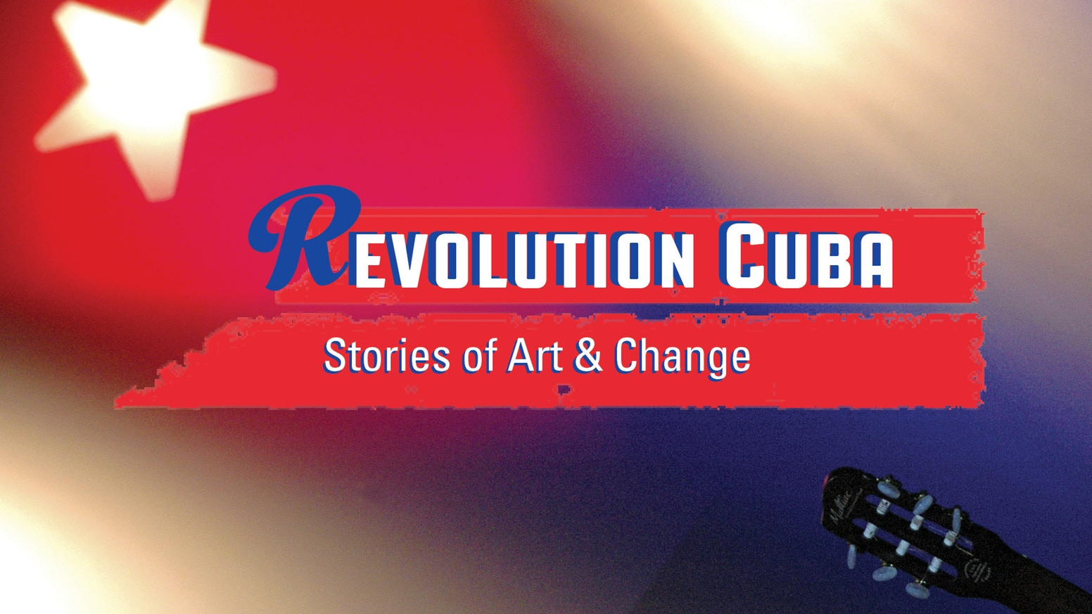 """Evolution Cuba - Rum. Jazz. Vintage Cars. Island paradise or island prison. Cuba. We read about the shortages, the lack of opportunities, the expected regime change and lucrative business deals. Lost is the remarkable debate taking place across the country, where revolutionary ideals of equality face off against the allures of the 21st century market. This is highly visible in the world of art, where money, the state, and free expression collide. In a country where """"art for the people"""" is fundamental, Evolution Cuba brings you a Cuba you don't know, with six short portraits of artists at the heart of an evolving nation."""