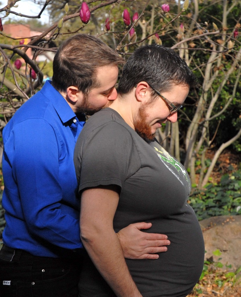 A Womb Of Their Own - When six diverse masculine-identified people get pregnant, they are challenged by binary gender constructs in mainstream culture, and even in the LGBTQ community. Follow their radical, joyful stories of establishing their own unique gender and sexuality, growing a baby in their bodies, nd birthing, chestfeeding and parenting their children.