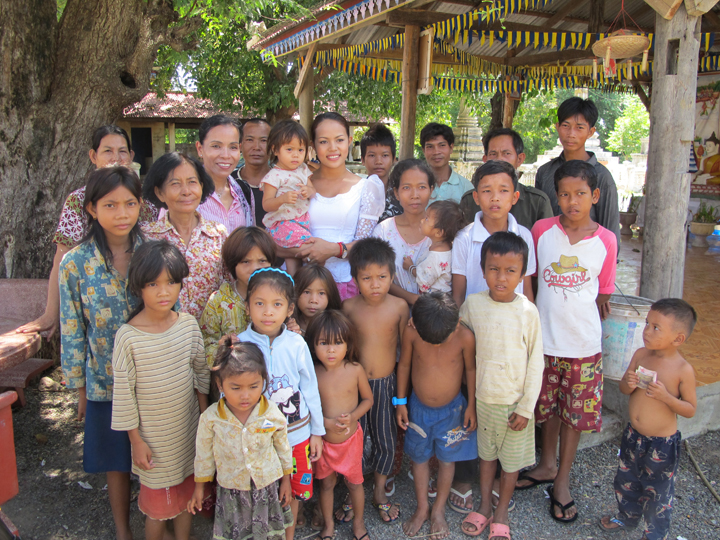 Angkor's Children - Angkor's Children is about three young women who are creating a new cultural identity through their artistic disciplines. Because of their strength, tenacity, and independence, they are putting a new face on women in a traditional society in Cambodia.
