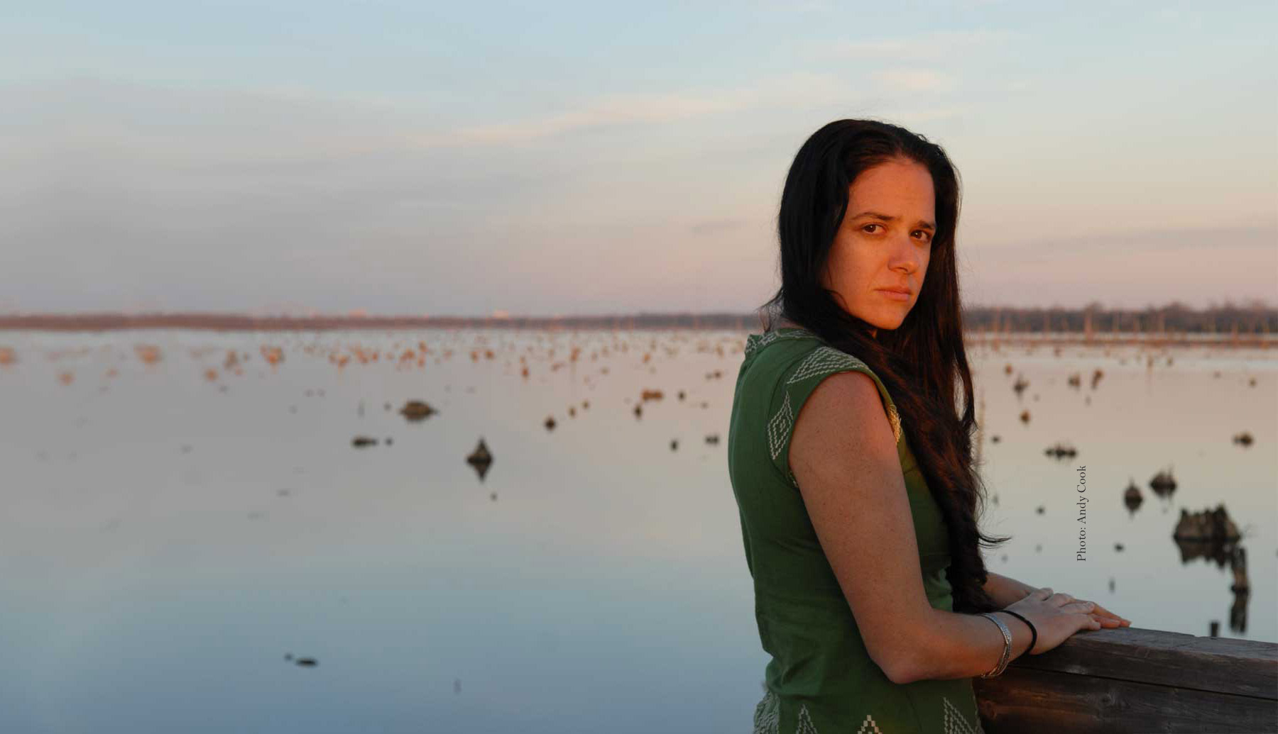 My Louisiana Love - My Louisiana Love follows a young Native American woman, Monique Verdin, as she returns to Southeast Louisiana to reunite with her Houma Indian family. But soon she sees that her people's traditional way of life- fishing, trapping, and hunting these fragile wetlands– is threatened by a cycle of man-made environmental crises.
