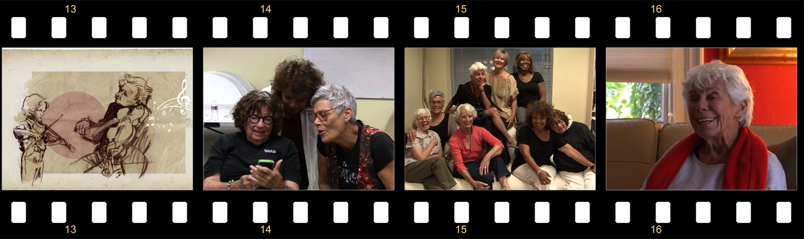 A Beautiful Equation - A Beautiful Equation follows eight elder women as they rehearse for an unlikely stage presentation about two great 20th century physicists – Albert Einstein and Niels Bohr.