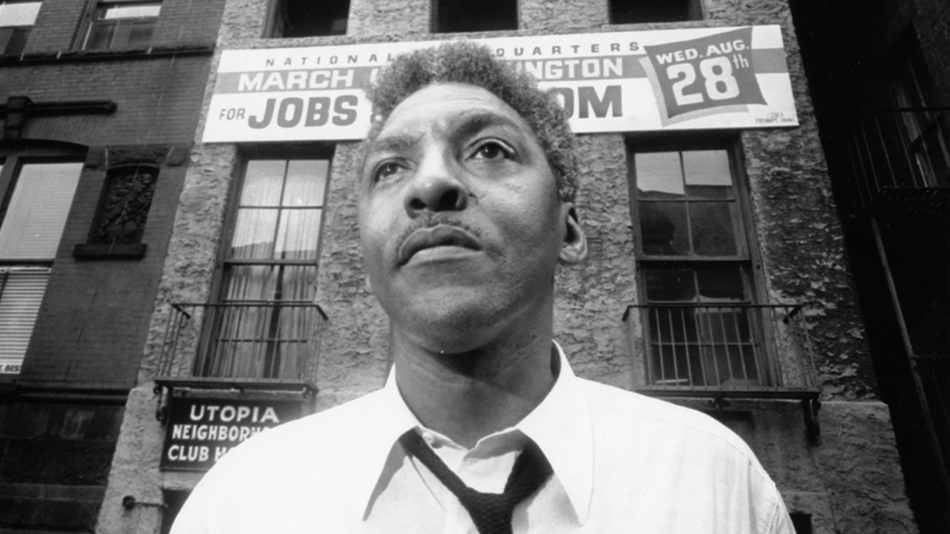 Brother Outsider - This Sundance Grand Jury Prize nominee chronicles the life of civil rights activist Bayard Rustin, who, among many contributions to the cause, is best known for organizing the 1963 March on Washington, D.C., involving hundreds of thousands of people.