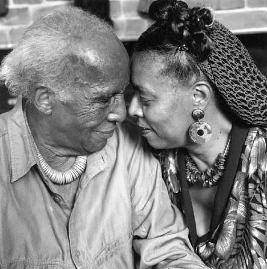 """Sweet Old Song - In his final years, string-band musician and national treasure Howard """"Louie Bluie"""" Armstrong shared a life of creativity and feisty humor with artist Barbara Ward. Together they undertook a bittersweet journey to discover the past and their place in it."""