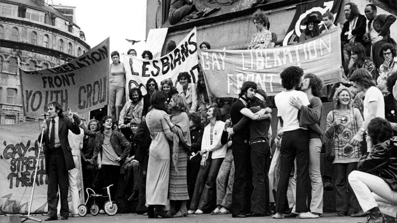 After Stonewall - Filmmaker John Scagliotti chronicles the gay rights movement from the 1969 Stonewall riots to the present.