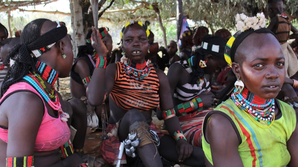 Sea Change - Ikal Angelei returns to her homeland to fight for the water rights of the Turkana people.