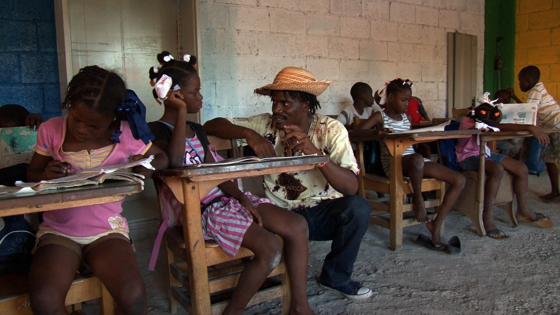Owning Our Future: Haitian Perspectives in Film - A collection of ten Haitian-made films that provide a unique opportunity to experience Haiti as it is lived by street vendors, business women, artists, farmers and more.