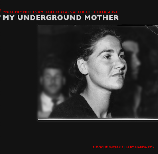 My Underground Mother - A daughter breaks a two-generation silence after finding her mother's writing in a hidden Holocaust diary, linking her to women once trafficked as teenage Nazi slaves.
