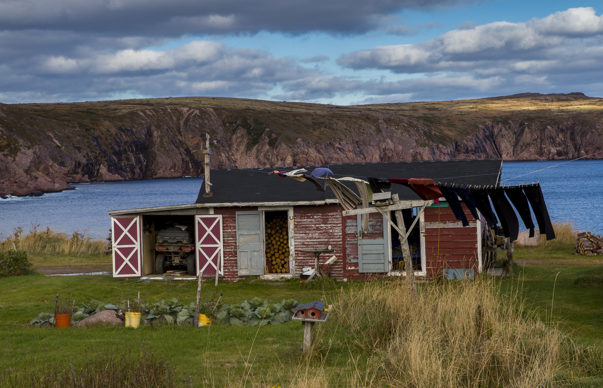 Village at the End of the Road - A remote Newfoundland outport faces extinction. Once a vibrant community of independent fishermen, Bay de Verde was helpless in the face of international fishing trawlers and government fisheries mismanagement.